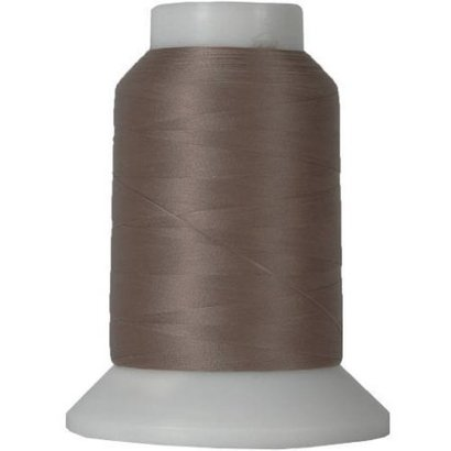 Checker Woolly Nylon Thread 1000m 065 Beige/Taupe