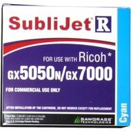 Sawgrass Inks Ricoh GX 7000 / 5050 Cyan Cartridge