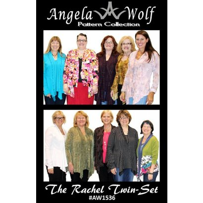 Angela Wolf The Rachel Twin-Set- Plus XXL-5X