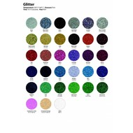 "Siser Glitter 20"" x 12"" sheets (320°F 10-15 seconds)"