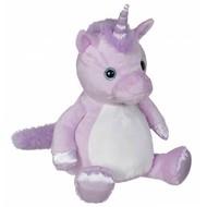 Checker Violette Unicorn Buddy 16in
