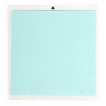 Checker Silhouette Cutting Mat 12 x 12