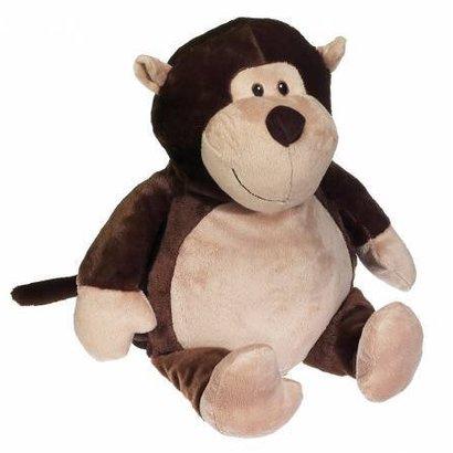 Checker Monty Monkey Buddy 16in