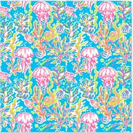 """Oracal 651 Patterned Adhesive Vinyl - So Jelly 12"""" x 12"""" sheet"""
