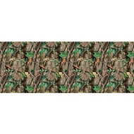 "Oracal 651 Patterned Adhesive Vinyl - Real Tree Camo 12"" x 12"" sheet"