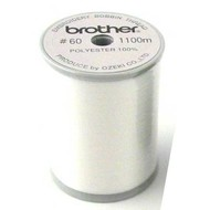 White Bobbin Thread