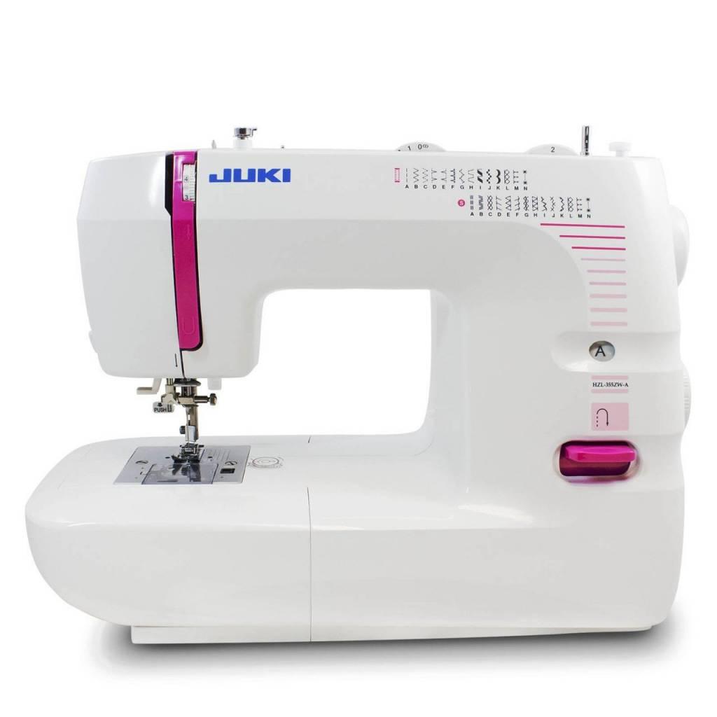 Juki Juki Hzl 355zw A Compact Simple Sewing Machine