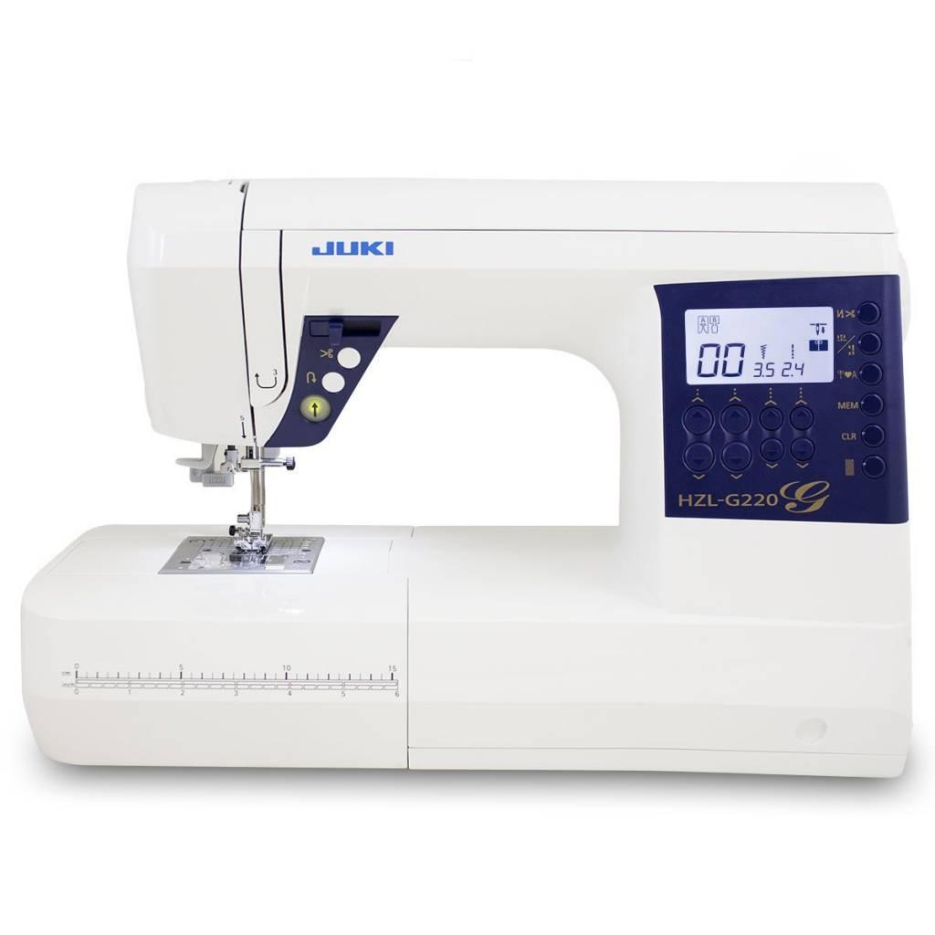 Juki Juki Hzl G220 Sewing Machine Sewingmachine Com