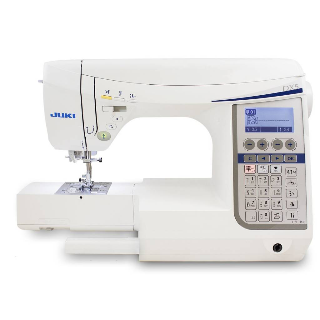 Juki Juki Hzl Dx5 Sewing Machine Sewingmachine Com