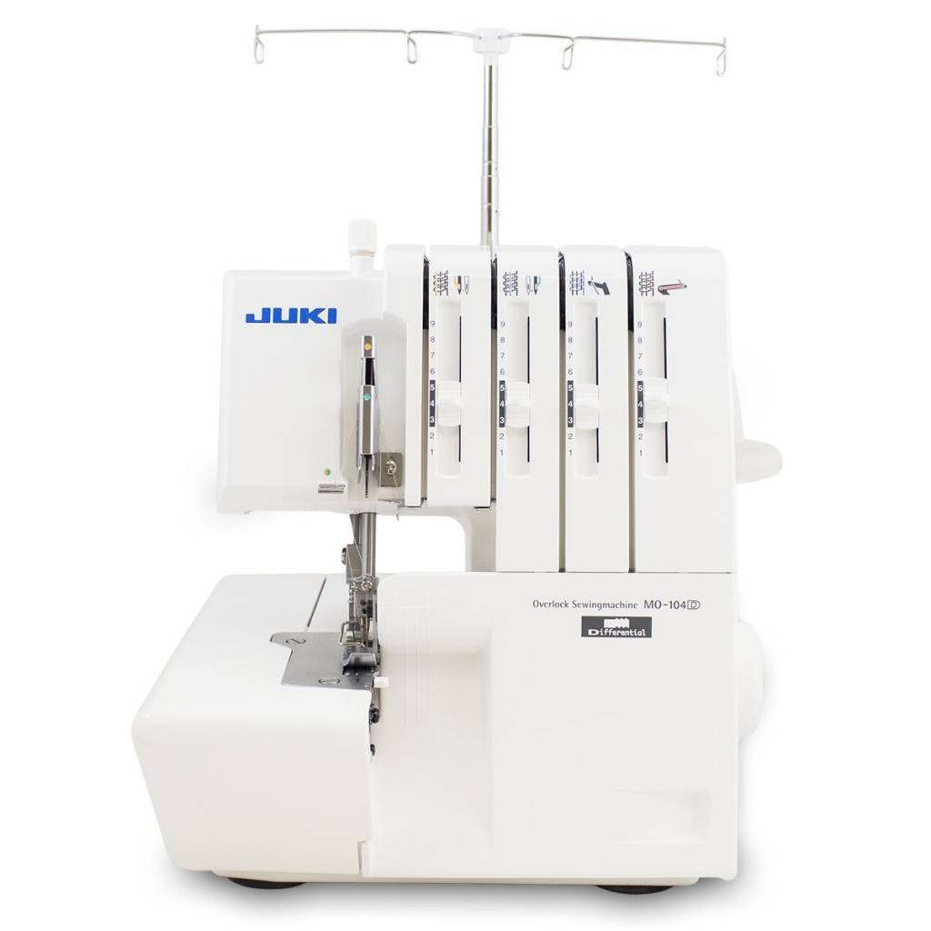 Juki Juki Mo 104d Serger Overlock Machine Sewingmachine Com