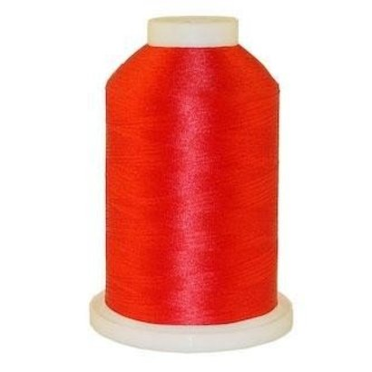 Brother 1000 Yard Satin Finish Polyester Deep Rose #086