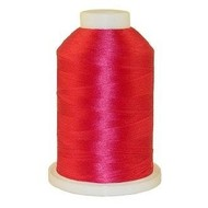 Brother 1000 Yard Satin Finish Polyester Dark Fuchsia #107