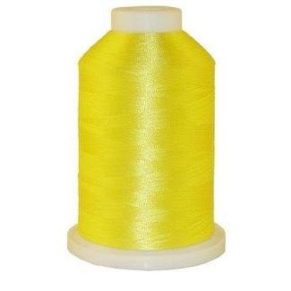 Brother 1000 Yard Satin Finish Polyester Lemon Yellow #202