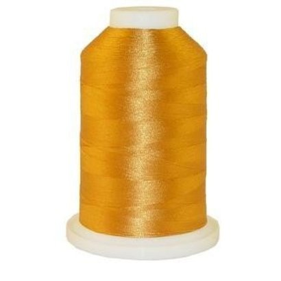 Brother 1000 Yard Satin Finish Polyester Deep Gold #214