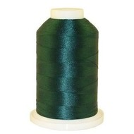 Brother 1000 Yard Satin Finish Polyester Peacock Blue #415