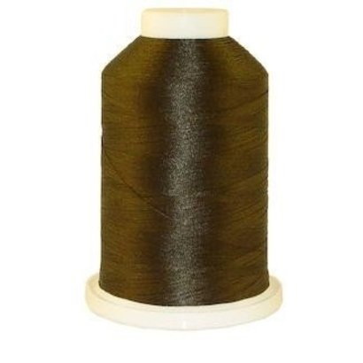 Brother 1000 Yard Satin Finish Polyester Dark Olive #517