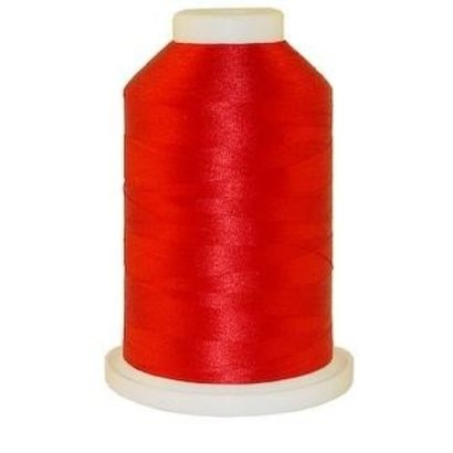 Brother 1000 Yard Satin Finish Polyester Red #800