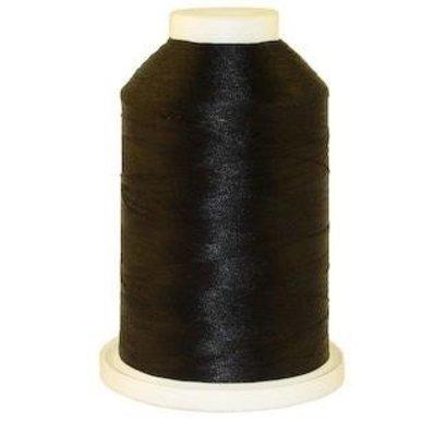 Brother 1000 Yard Satin Finish Polyester Black #900