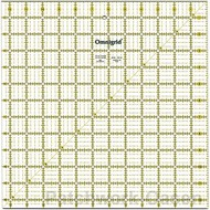 Omnigrid Ruler 12 1/2in x 12 1/2in