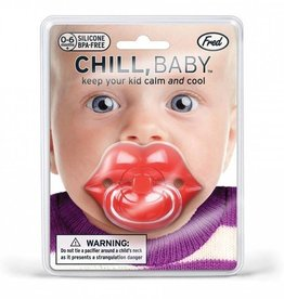 Fred & Friends Chill Baby Lips Pacifier