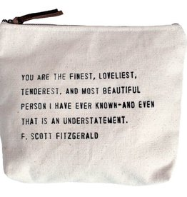 Sugarboo Designs You Are The Finest Canvas Bag