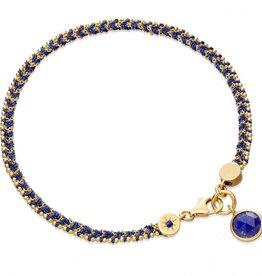 Astley Clarke Jean Genie Bracelet With Lapis Lazuli