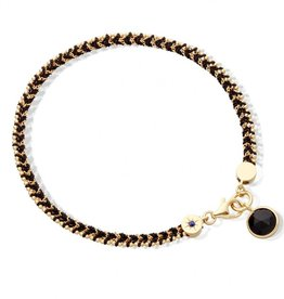 Astley Clarke You Pretty Thing Bracelet With Black Onyx