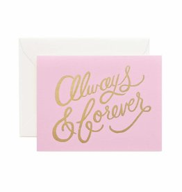 Rifle Paper Co. Always  & Forever Card