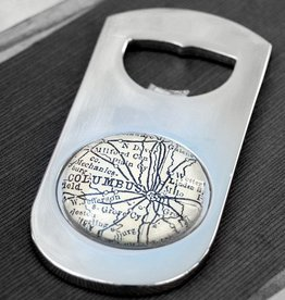 Daisy Mae Designs Columbus Bottle Opener