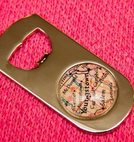 Daisy Mae Designs Youngstown Bottle Opener