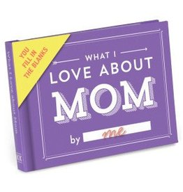 Knock Knock What I Love About Mom Book