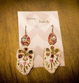Eva Hanusova Jewelry Bell Tourmaline Earrings