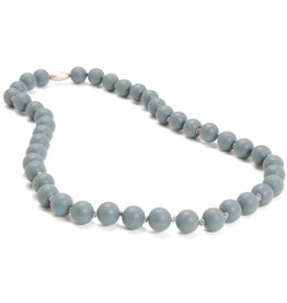 Chewbeads Chewbeads Jane Necklace - Stormy Grey