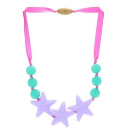 Chewbeads Chewbeads Broadway Star Necklace - Violet