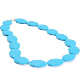 Chewbeads Chewbeads Hudson Necklace- Deep Blue