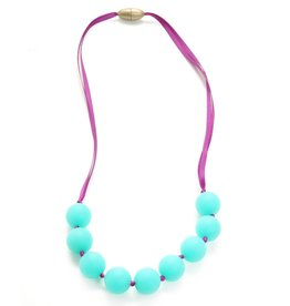 Chewbeads Chewbeads Madison Necklace- Spearmint