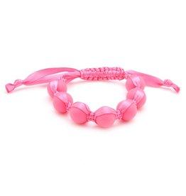 Chewbeads Chewbeads Cornelia Bracelet- Punchy Pink