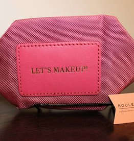 Boulevard Origami Pouch-Pink