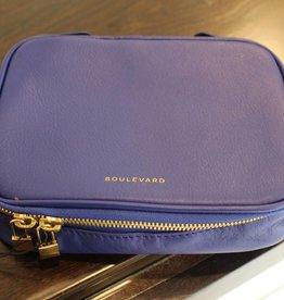 Boulevard Isabella Jewelry Case-Sapphire