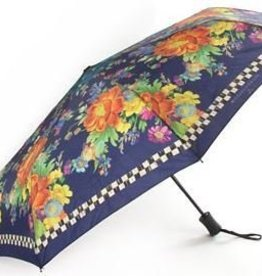 MacKenzie-Childs Flower Market Travel Umbrella