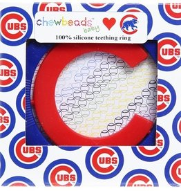 Chewbeads Chewbeads MLB Teether- Chicago Cubs