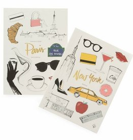 Rifle Paper Co. New York- Paris Notebook