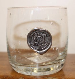 Southern Jubilee Double Old Fashion-Initial M