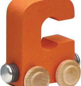 Maple Landmark Name Train Bright Letter-C