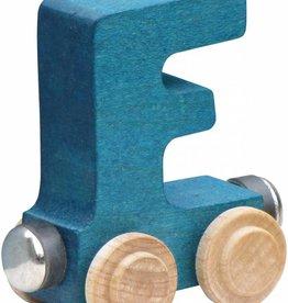 Maple Landmark Name Train Bright Letter-F