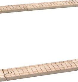 Maple Landmark Oval Track Set
