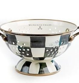 MacKenzie-Childs Courtly Check Colander-Small