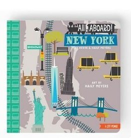 Lucy Darling All Aboard New York