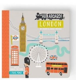 Lucy Darling All Aboard London