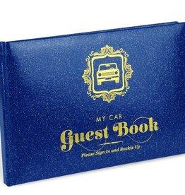Knock Knock Car Guest Book